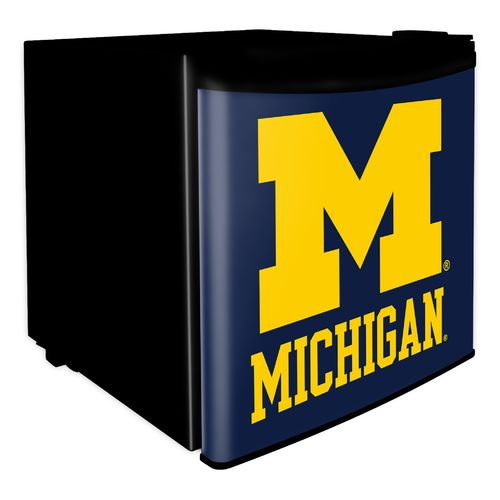 Boelter Brands University of Michigan 1.7 cu. ft. Dorm Room Refrigerator