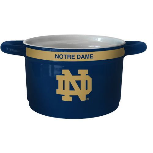 Boelter Brands University of Notre Dame Gametime 23 oz. Ceramic Bowl