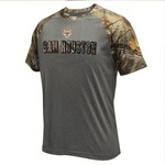 Colosseum Athletics Men's Sam Houston State University Realtree Switch Short Sleeve T-shirt