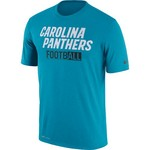 Nike Men's Carolina Panthers All Football Legend T-shirt