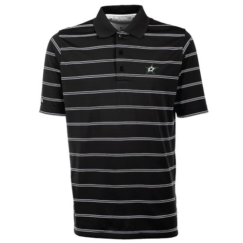Antigua Men's Dallas Stars Deluxe Polo Shirt