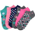 BCG Women's Cushioned No-Show Socks - view number 3