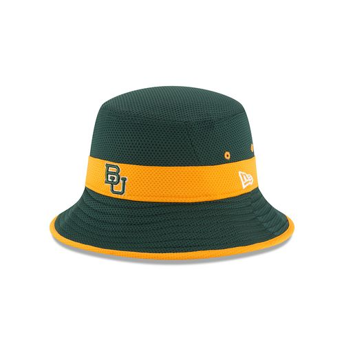 New Era Men's Baylor University Train Bucket Hat