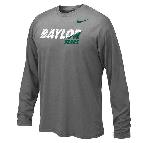 Nike™ Boys' Baylor University Dri-FIT Legend T-shirt