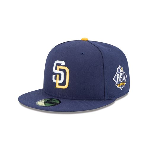 New Era Men's San Diego Padres AC Perf 59FIFTY Cap - view number 1