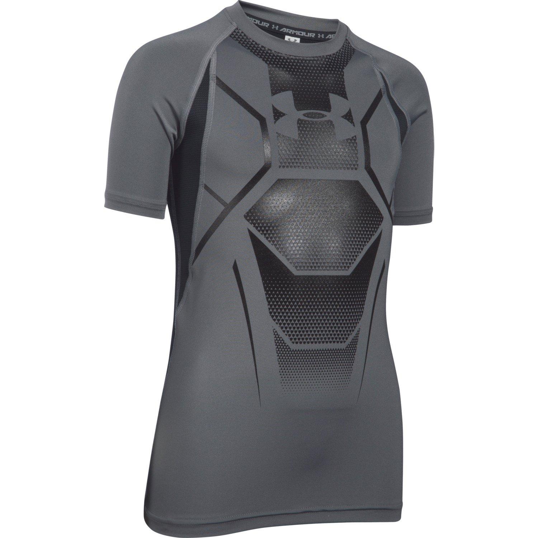 Under Armour® Boys HeatGear® Armour® Up Shield T-shirt