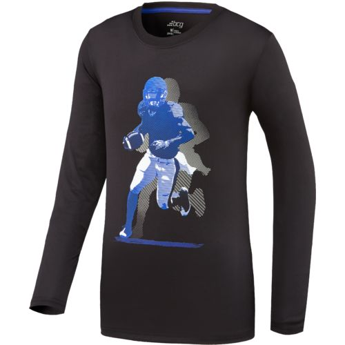 BCG™ Boys' Long Sleeve Football Graphic T-shirt