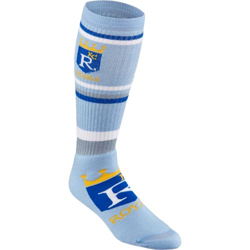 FBF Originals Adults' Kansas City Royals Squad Stripe Tube Socks