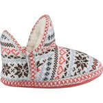 Austin Trading Co.™ Girls' Sweater Bootie Slippers