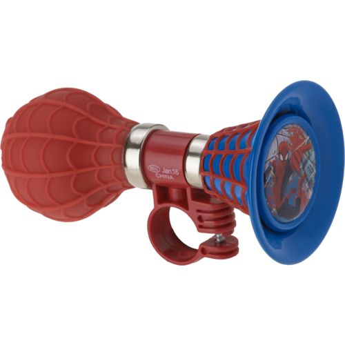 Display product reviews for Marvel Kids' Spider-Man 3-D Webbed Bicycle Horn
