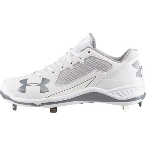 Display product reviews for Under Armour Men's Ignite Low ST Baseball Cleats
