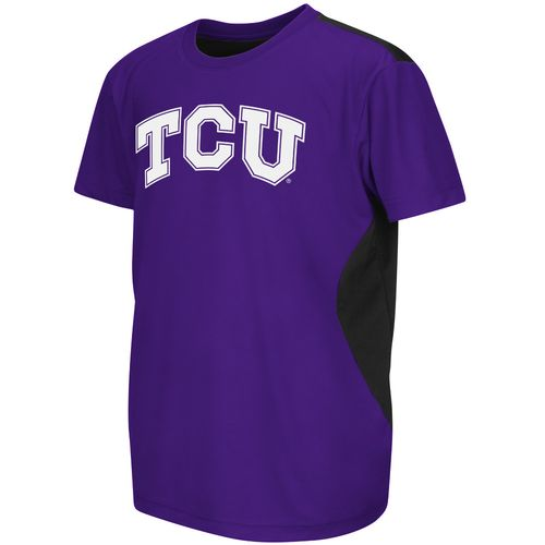 Colosseum Athletics™ Boys' Texas Christian University Short Sleeve T-shirt