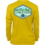 Salt Life Kids' Mahi Peak Long Sleeve T-shirt