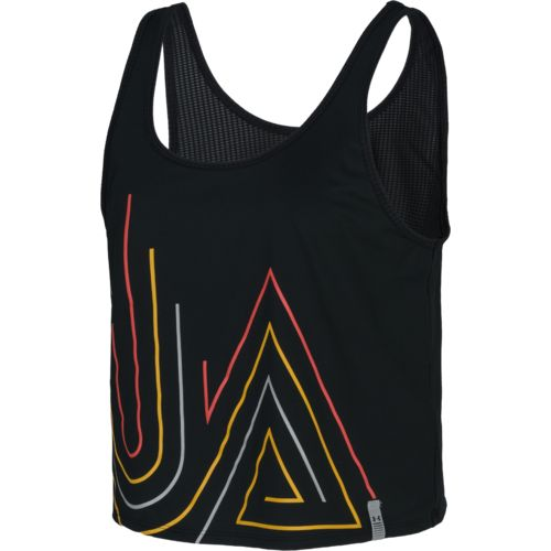 Under Armour™ Women's Fly By Graphic Midi Running Tank Top