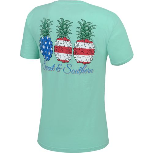 Three Squared Juniors' Southern Sweet T-shirt