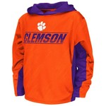 Colosseum Athletics™ Juniors' Clemson University Sleet Pullover Hoodie