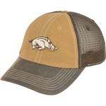 Top of the World Men's University of Arkansas Incog 2-Tone Adjustable Cap