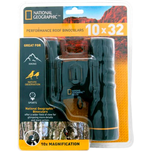 National Geographic 10 x 32 Performance Roof Prism Binoculars - view number 3