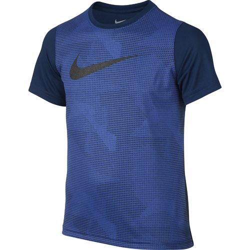 Nike Boys' Dry Legend Camo T-shirt - view number 1