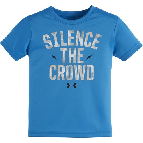 Under Armour™ Boys' Silence the Crowd T-shirt