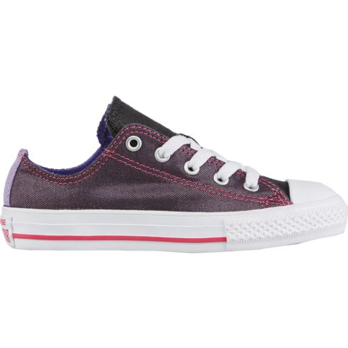 Converse Girls' Chuck Taylor All Star Double Tongue Shoes