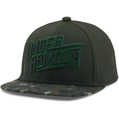 Under Armour Boys' Eyes Up Update Cap