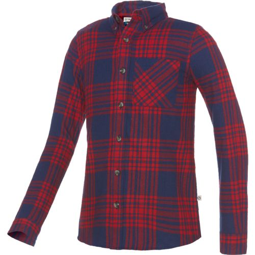 Magellan Outdoors™ Boys' Canyon Creek Plaid Flannel