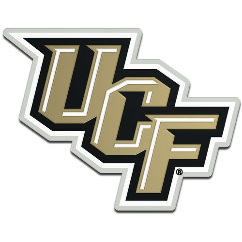 Stockdale University of Central Florida Laser-Cut Auto Emblem