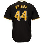 Majestic Men's Pittsburgh Pirates Tony Watson #44 Cool Base Replica Jersey - view number 1