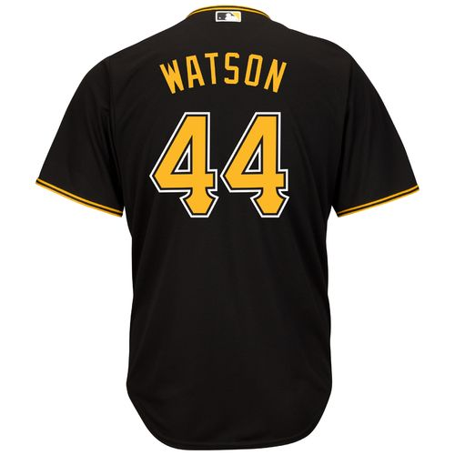 Majestic Men's Pittsburgh Pirates Tony Watson #44 Cool Base Replica Jersey