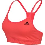 adidas™ Women's Strappy Solid Sports Bra