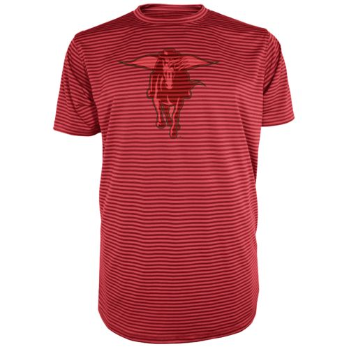 Majestic Men's Texas Tech University Section 101 Between the Lines T-shirt