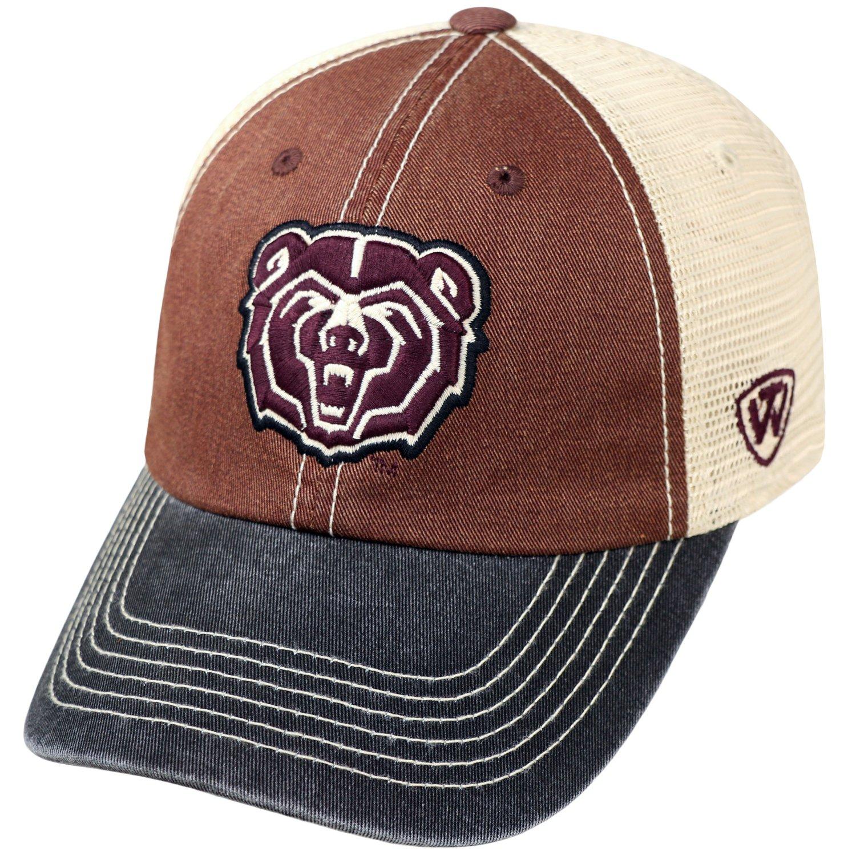 Top of the World Men's Missouri State University Offroad Cap