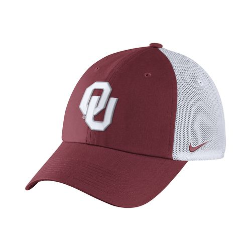 Nike Men's University of Oklahoma Heritage 86 Trucker Cap