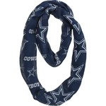 Forever Collectibles Women's Dallas Cowboys Infinity Scarf
