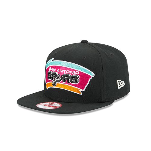 New Era Men's San Antonio Spurs 9FIFTY® State Clip Snap Cap