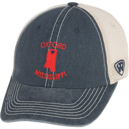 Top of the World Women's University of Mississippi Roots Cap