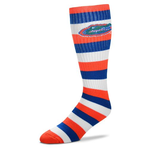 FBF Originals Men's University of Florida Pro Stripe Tube Socks
