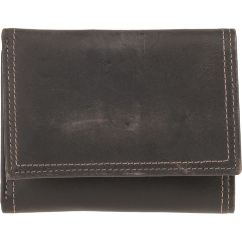 Magellan Outdoors Men's Contrast Double-Stitch Trifold Wallet