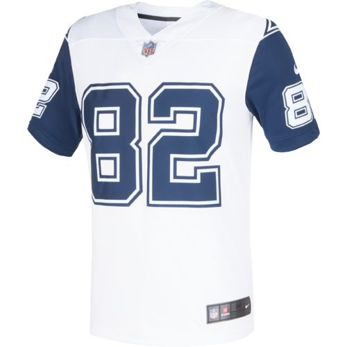 Nike Men's Dallas Cowboys Jason Witten 82 Color Rush Replica Jersey