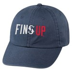 Top of the World Men's University of Mississippi Fins Up Crew Cap