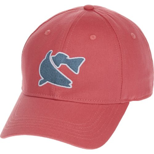 CCA Men's Fish Logo Solid Trucker Cap