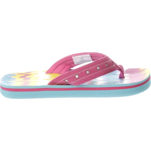 O'Rageous Girls' Wave Flip-Flops - view number 1