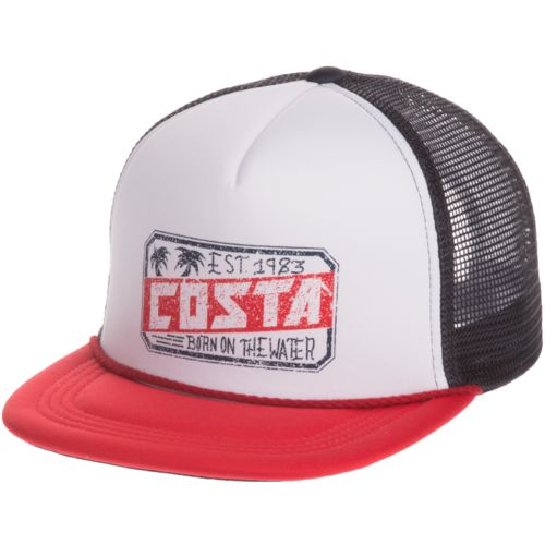 Costa Del Mar Adults' Coastal Foam Trucker Hat