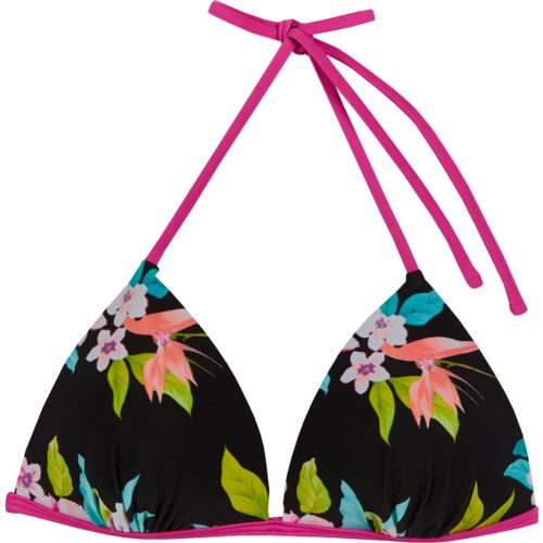 O'Rageous® Juniors' Paradiso Molded Bra Swim Top