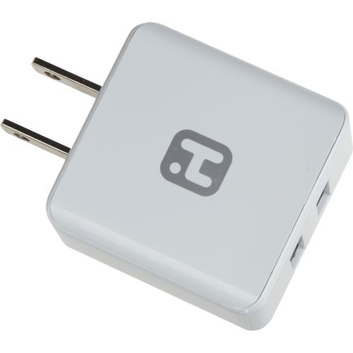 iHome 2.1 Amp Dual USB Wall Charger