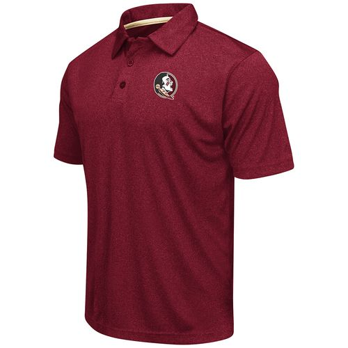 Colosseum Athletics™ Men's Florida State University Academy Axis Polo Shirt