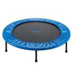 Upper Bounce 36 in Mini 2 Folding Rebounder Trampoline - view number 1
