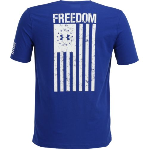 Under Armour Men's Freedom Flag Short Sleeve T-shirt