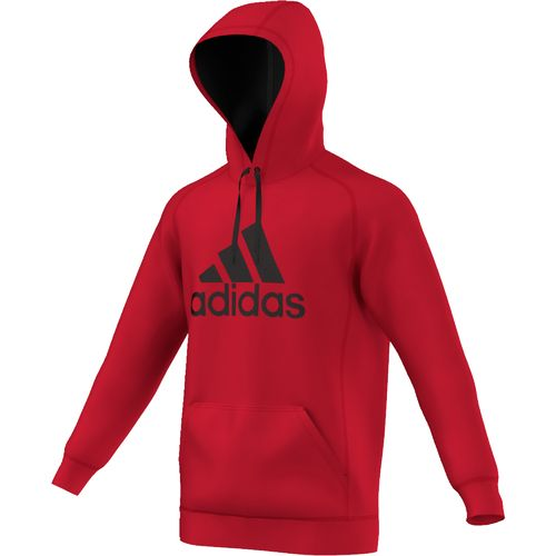 adidas™ Men's Essentials Cotton Fleece Pullover Hoodie